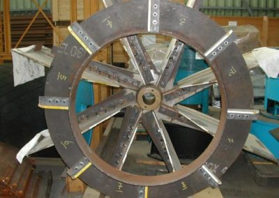 Mill's rings and rotors