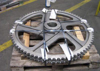 Grid ring gear
