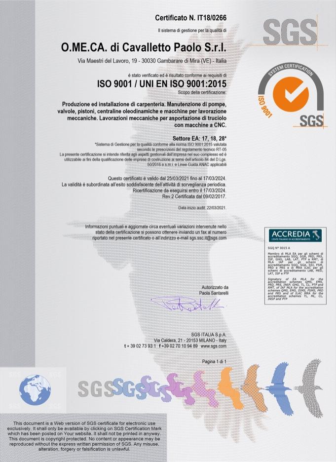 ISO 9001 - It